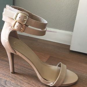 Women's Candie's Ankle Strap Heels on Poshmark