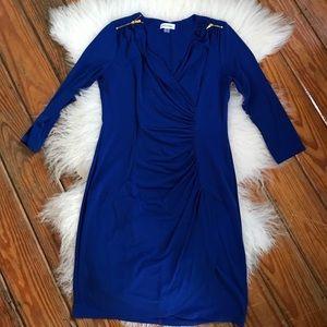 WORN TWICE// Calvin Klein Midi Dress