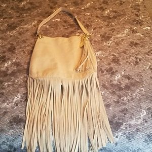 stella & jamie Handbags - Stella and jamie fringe bag