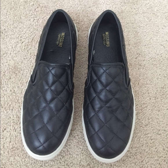 Womens Target Mossimo Leather Sneakers