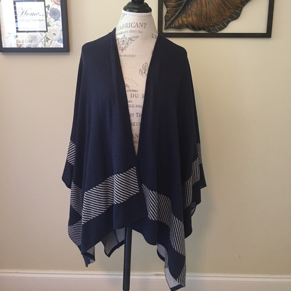 50% off CAbi Sweaters - Cabi reversible wrap sweater from Kelly's ...