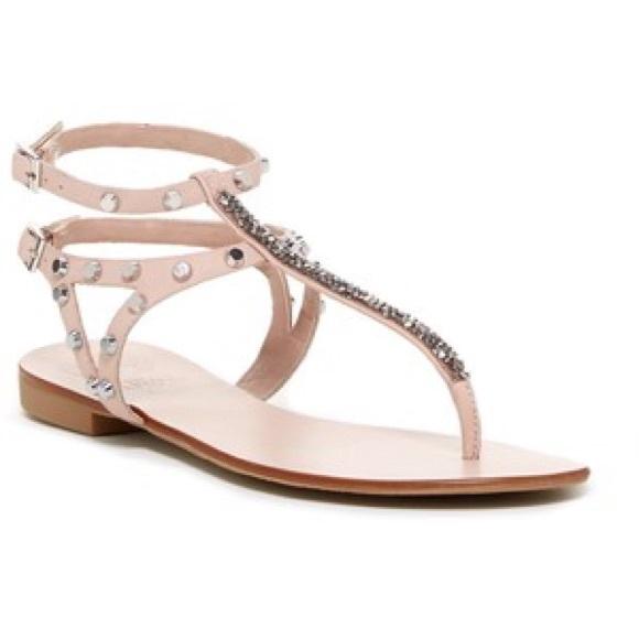 43d6a8331d02 Vince Camuto Shoes - Vince Camuto Jemile embellished Gladiator sandal-