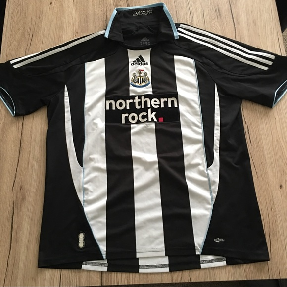 best website bbebf 21f69 Retro Newcastle united vintage soccer jersey