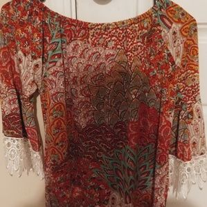 Tops - Printed Boutique Tunic