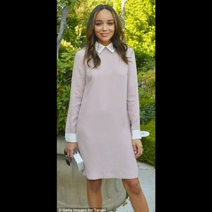 Victoria Beckham Dresses & Skirts - Victoria Beckham Bunny Dress Blush