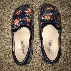 Alegria Shoes - Alegria floral shoes!!