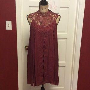 NWT gorgeous entro mini dress - Tunic