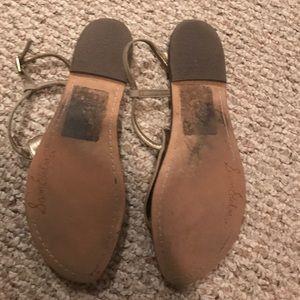 Sam Edelman Shoes - Sam Edelman GIGI camo, olive green sandals. Sz 10
