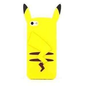 Accessories - Pikachu Silicon iPhone5 case