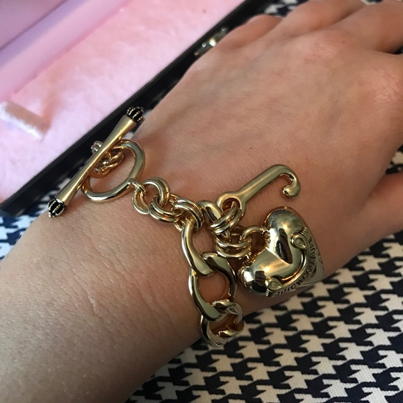 48 off juicy couture jewelry nwt juicy couture gold