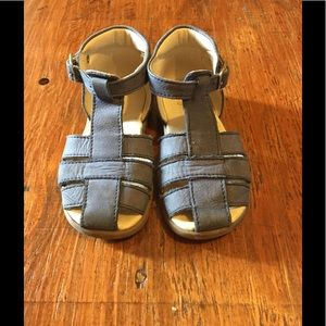 Jacadi Other - Jacadi Caged Sandals