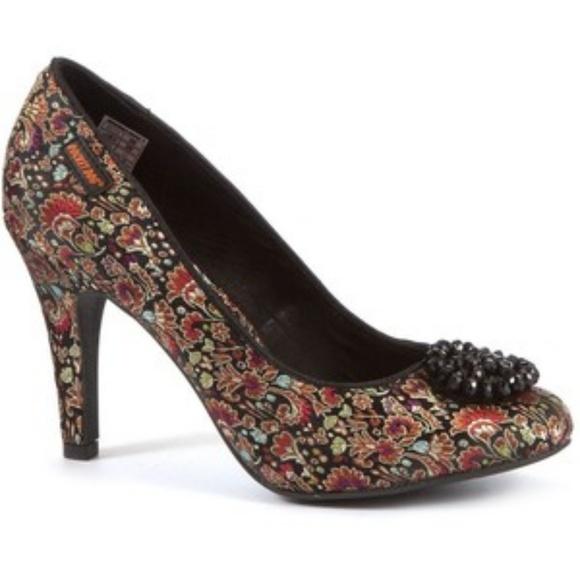 Black Opera Shoes Ralph Lauren