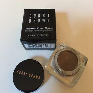 Bobbi Brown Other - Bobbi Brown long wear creme shadow ash