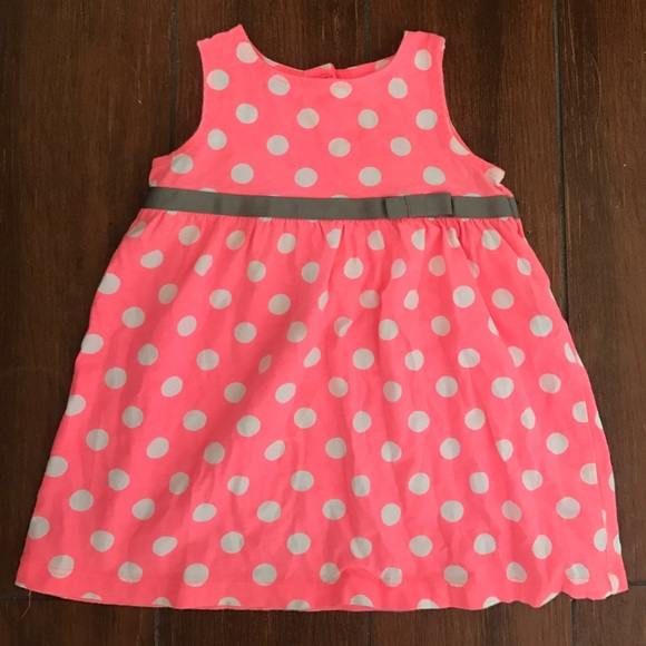 Carter's Other - Kids:🎀Carter's Polkadot dress