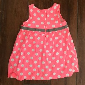 Carter's Dresses - Kids:🎀Carter's Polkadot dress