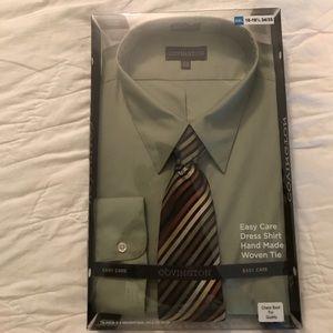 Covington Dress shirt with tie
