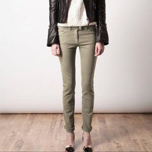 Balenciaga Stretch cotton slim fit Denim