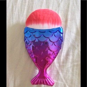 Mermaid Scale Makeup Brush