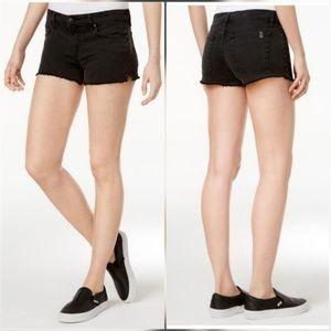 Joe's Jeans Pants - Joe's Jeans Cut Off Denim Shorts Faded Black Gray