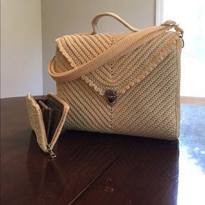 Handbags - 🆕 Handmade purse and wallet set