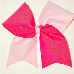 cheer bow Other - Hot Pink & Light Pink Cheer Bow