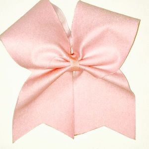 cheer bow Other - Light Pink Cheer Bow