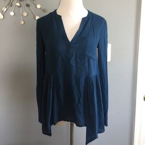 NWOT Anthropologie Maeve top