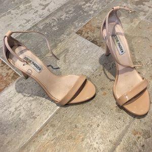 Steve Madden Shoes - Steve Madden Size 6 Nude Heels