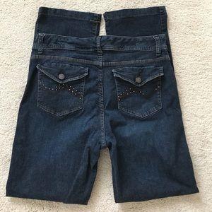Ladies Lee Slender Secret Jeans-Size 12 Medium