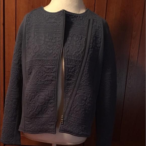 Ann Taylor Loft Sweater Jacket 20