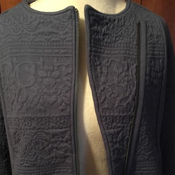 Ann Taylor Loft Sweater Jacket 75