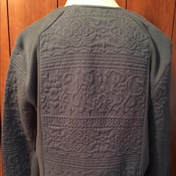 Ann Taylor Loft Sweater Jacket 67