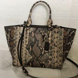 Coach Handbags - Coach Crossbody bag! Embossed leather!