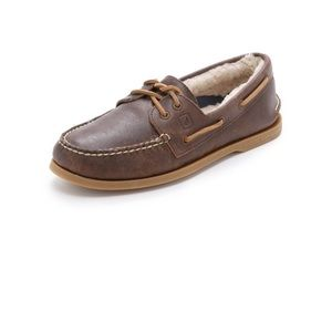 Sperry Top-Sider Other - 🎉1 HR SALE 🎉Men's wool lined sperry top siders