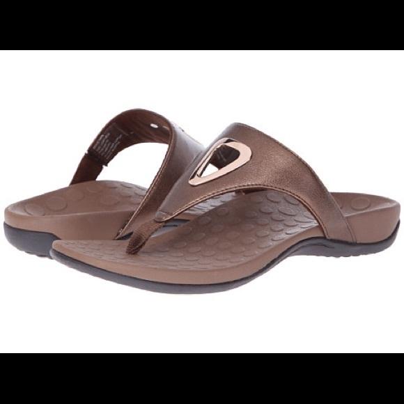 Orthaheel Yolanda Flip Flops