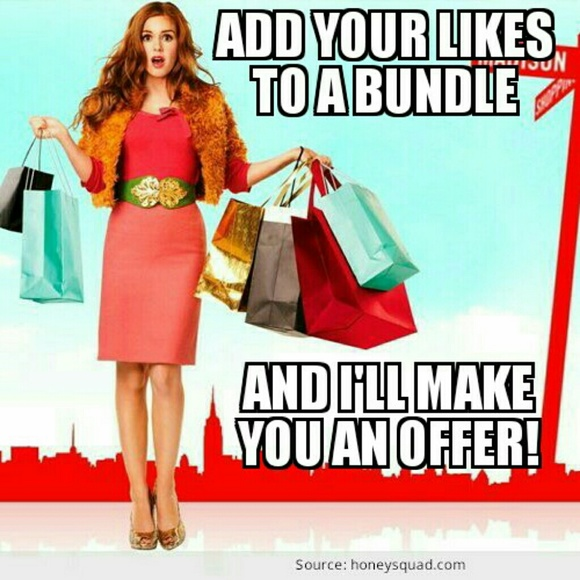 Jewelry - Add your likes to a bundle!