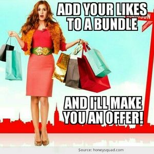 Add your likes to a bundle!