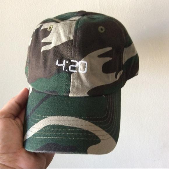 420 Camo Dad Hat NWT. M 5931d9264e8d1701640206d4 0b2af956264e