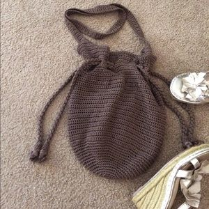 Aphorism Handbags - Knit Bag