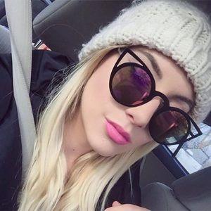 Quay Australia Accessories - New! Mirror Cateye Sunglasses