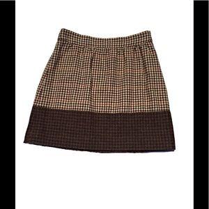 J. Crew Dresses & Skirts - J Crew wool/nylon blend lined skirt