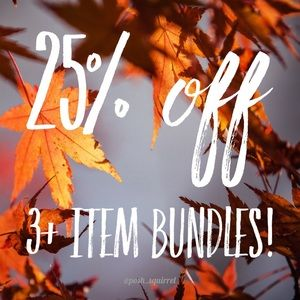Other - This weekend only!