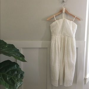 Anthropologie Dresses - Anthropologie HD in Paris Blanched Eyelet Dress