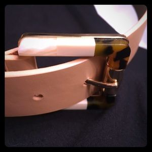 Ann Taylor Accessories - Gorgeous Ann Taylor leather belt