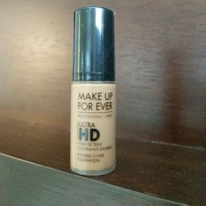 Makeup Forever Other - 🌺🌺FREE🌺🌺 with purchase -- HD Foundation