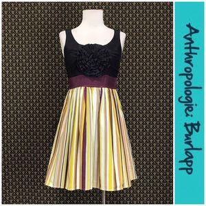"Anthro ""Bold Boutonnière Dress"" by Burlapp"