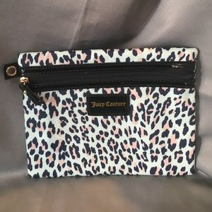 Juicy Couture Cheetah Makeup Pouch