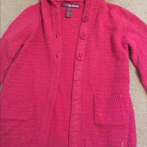 Epic Threads Other - Girls cardigan sweater
