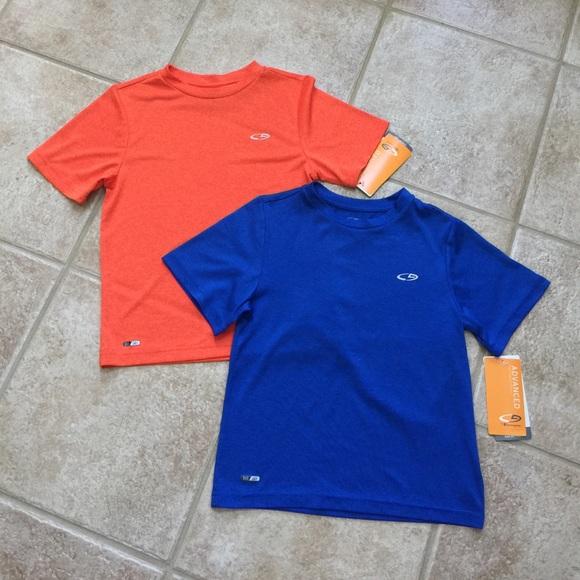 c781cc55c0e1 C9 by Champion Boys Athletic Tee Shirts Set