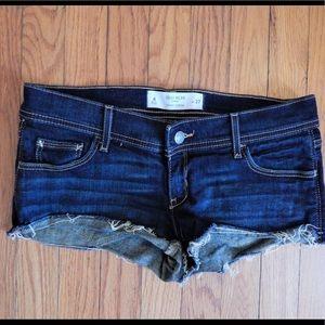 Gilly Hicks Pants - Gilly Hicks Classic Denim Shorts Sz 4